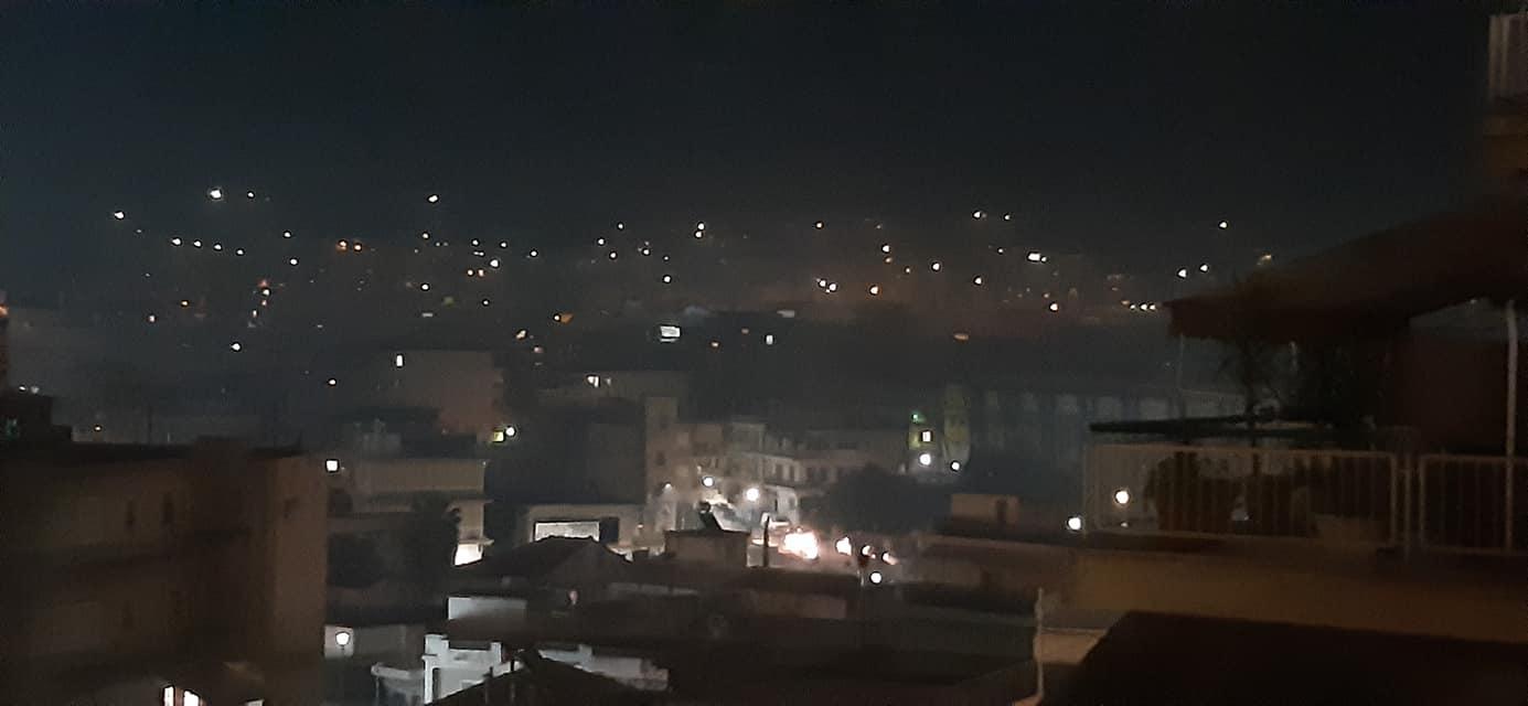 Η αιθαλομίχλη «πνίγει» το Αγρίνιο