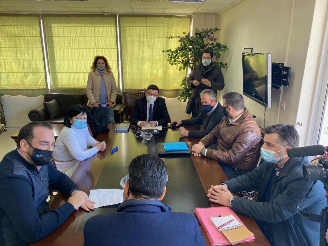 Κακοκαιρία: Σύσκεψη για την αποτίμηση των ζημιών στην Αιτωλοακαρνανία