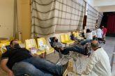Ικανοποιητική συμμετοχή στη σημερινή εθελοντική αιμοδοσία στην Αμφιλοχία
