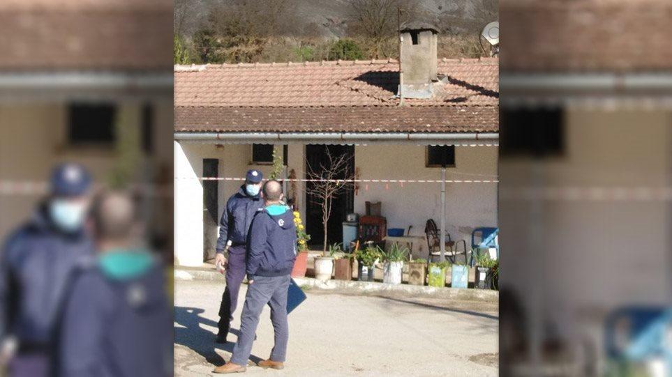 Φρίκη στο Χαλκιόπουλο: Ντόπιοι οι φερόμενοι δράστες της φονικής ληστείας- Συγγενής ο ένας