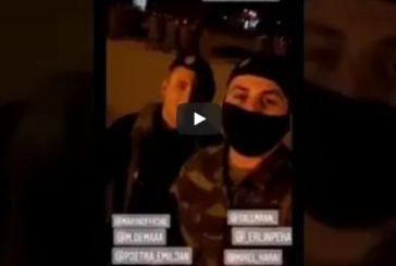 ΕΔΕ διατάσσει το ΓΕΣ για βίντεο με παραγγέλματα Αλβανών σε Έλληνες στρατιώτες