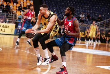 Basket League: Ισοπέδωσε το Μεσολόγγι ο Άρης με 77-48