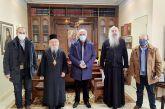 Δήμος Μεσολογγίου: «Η Εκκλησία πολύτιμος συνεργάτης στις εκδηλώσεις του 2021»
