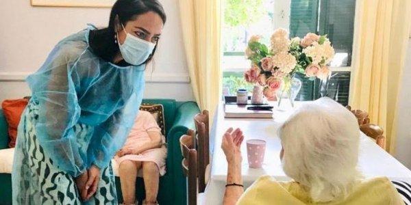 Κορονοϊός: 117 ετών η Ελληνίδα που έκανε το εμβόλιο – Γιατί έχασε το ρεκόρ Γκίνες