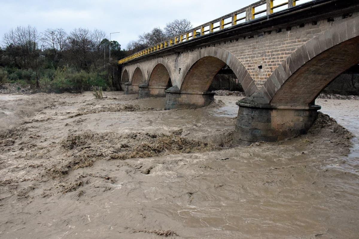 Στο δήμο Αγρινίου έπεσε χθες το περισσότερο νερό