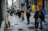Κορωνοϊός: Πονοκέφαλος από τον συνωστισμό σε εμπορικούς δρόμους – Σκέφτονται ψώνια με χρονόμετρο