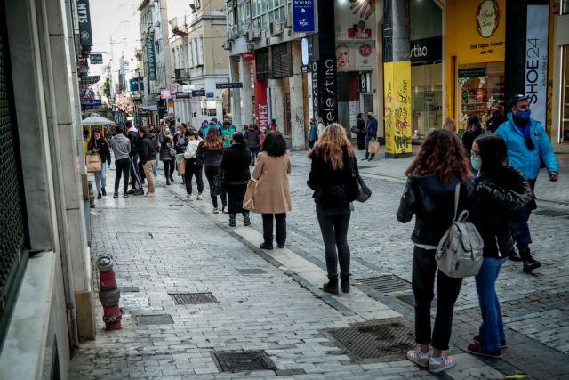 Κορωνοϊός: Κατακόκκινη η Αττική – Αύξηση 42% στο ιικό φορτίο