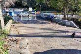 Δύο Ρέματα Αγρινίου: ζημιές σε γέφυρα-διακοπή κυκλοφορίας προς Καμαρούλα (φωτό)