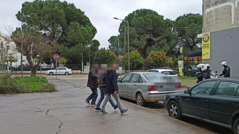 Αρνούνται τις κατηγορίες οι συλληφθέντες για τη φονική ληστεία στο Χαλκιόπουλο (βίντεο-φωτό)