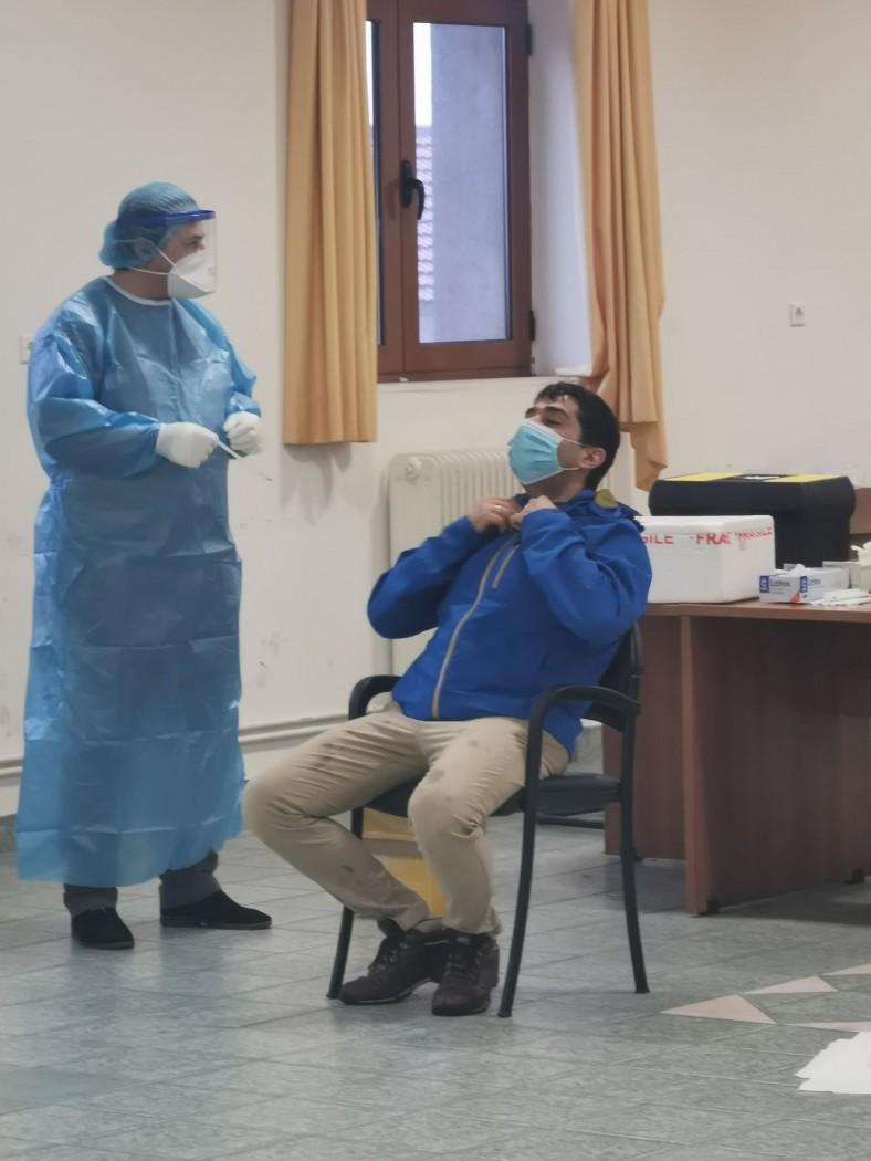 Τεστ κορωνοϊoύ σήμερα στην Κατούνα από κλιμάκιο του ΕΟΔΥ