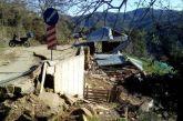 Κατολίσθηση προκαλεί ζημιές και μεγάλη ανησυχία στο Άνω Κεράσοβο