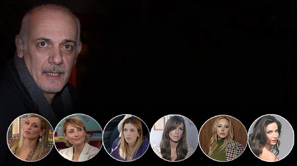 Γιώργος Κιμούλης: Έξι γυναίκες τον κατηγορούν για κακοποιητική συμπεριφορά