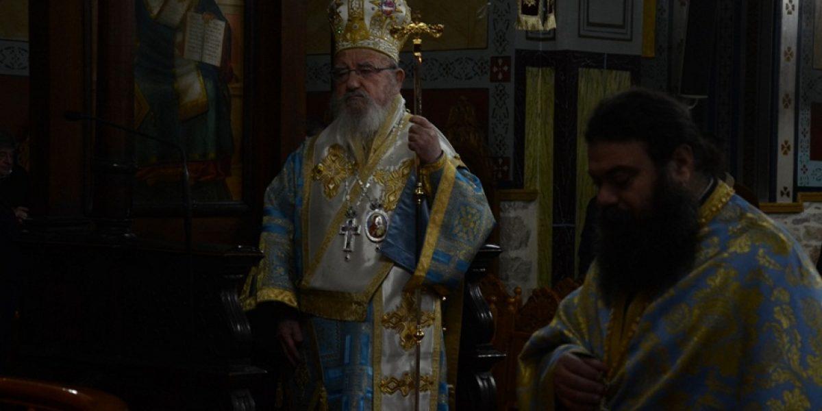 Ιερά Σύνοδος: έρχονται κυρώσεις στον Μητροπολίτη Κοσμά που δεν πειθάρχησε στα μέτρα