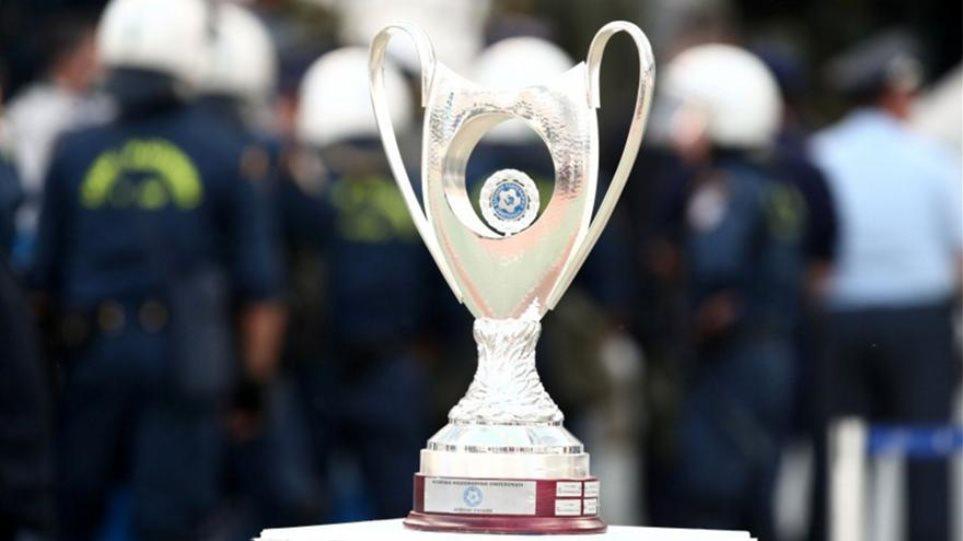 Ώρα για Κύπελλο Ελλάδας με πέντε ματς