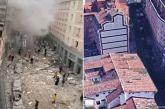 Ισπανία: Ισχυρή έκρηξη στο κέντρο της Μαδρίτης