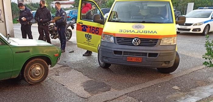 Τρίτωσε το κακό με τα σημερινά τροχαία στο Αγρίνιο