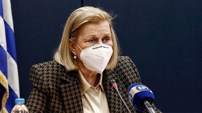 Μαρία Θεοδωρίδου: Από τη 12η ημέρα μετά τον εμβολιασμό μειώνεται ο κίνδυνος λοίμωξης