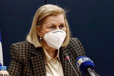 Θεοδωρίδου: Το εμβόλιο της Astrazeneca δείχνει ότι εμποδίζει τη μετάδοση του ιού