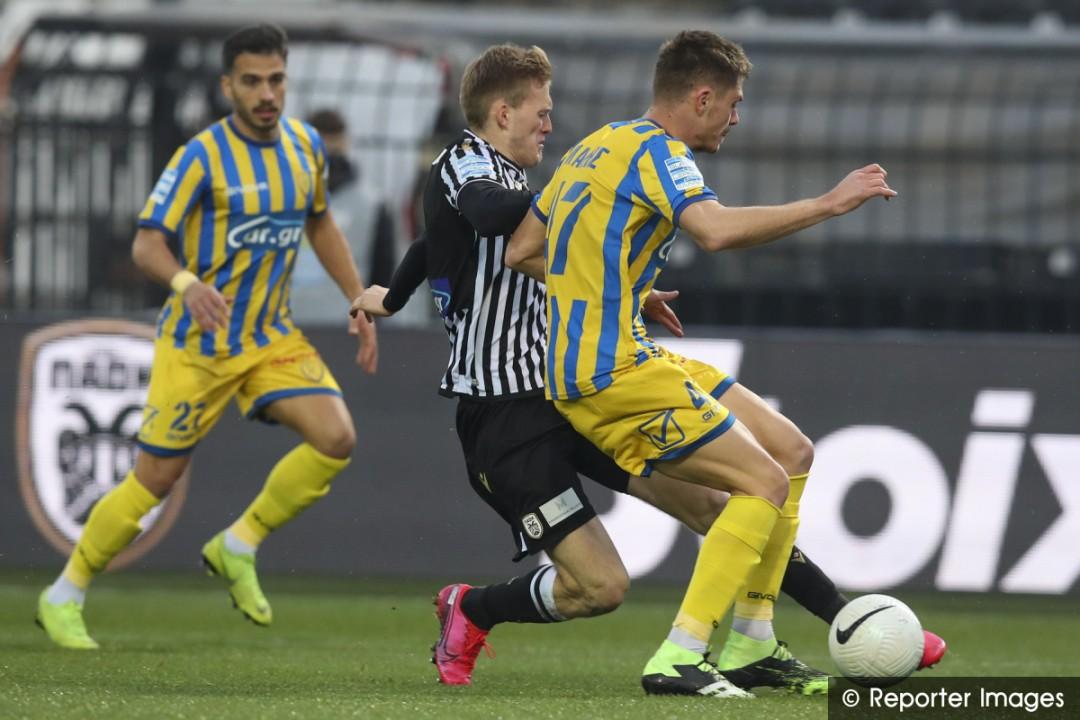 Τα highlights του ΠΑΟΚ – Παναιτωλικός 5-0