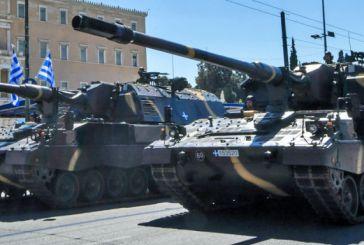 Πελώνη: «Δεν θα γίνουν παρελάσεις παρά μόνο η στρατιωτική την 25η Μαρτίου»