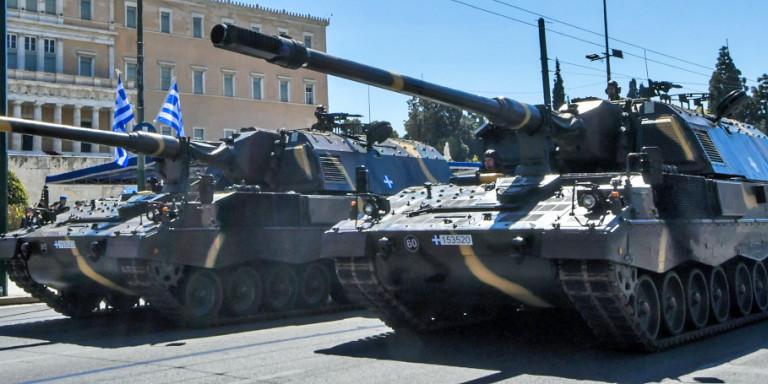 25η Μαρτίου: Στρατιωτική παρέλαση για τα 200 χρόνια από την Επανάσταση -Καλεσμένοι Πούτιν, Μακρόν, Κάρολος