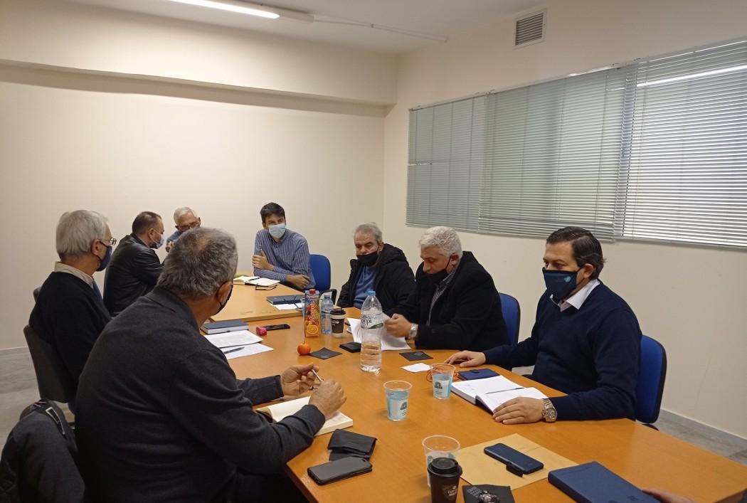 Πρόταση για  δημιουργία Διευθύνσεων Εγγείων Βελτιώσεων στις Περιφερειακές Ενότητες