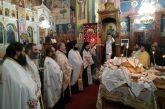 Η εορτή της Παναγίας της Παραμυθίας στον Ι.Ν. Αγίας Τριάδος Αγρινίου