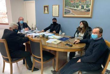 Θέρμο: Σύσκεψη στο δημαρχείο για τον πρωτογενή τομέα και την επιχειρηματικότητα στις ορεινές περιοχές