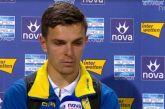 Τσιγγάρας: «Δεν είμαι ευχαριστημένος με το αποτέλεσμα»