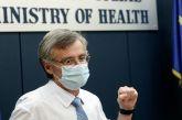 Τσιόδρας: «Δύσκολη η μάσκα – Τη φοράω 16 με 18 ώρες τη μέρα»