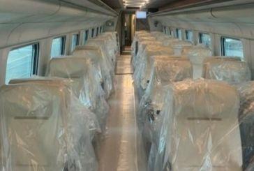 Εφτασε το Λευκό Βέλος – Σε 3:15 η διαδρομή Αθήνα – Θεσσαλονίκη με τρένο