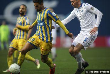 Τα highlights του Παναιτωλικός – Λαμία 0-0