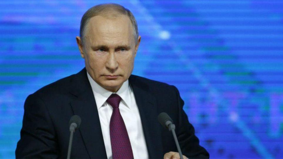 Κρεμλίνο: Δεν θα έρθει στην Ελλάδα ο Πούτιν την 25η Μαρτίου