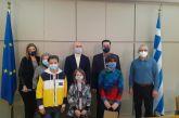 Ο Δήμος Αγρινίου βράβευσε Αιτωλοακαρνάνες μαθητές που διακρίθηκαν σε διαγωνισμό ζωγραφικής