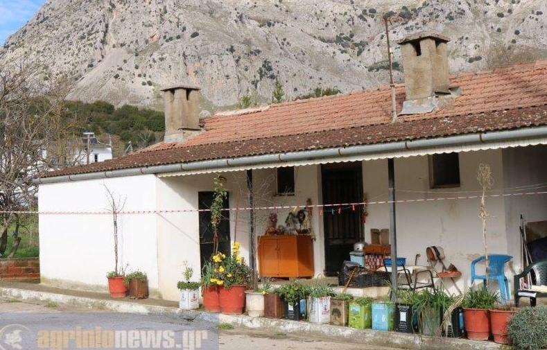 Φρίκη στο Χαλκιόπουλο: ζευγάρι ηλικιωμένων βρέθηκε δεμένο στο σπίτι του-νεκρός ο άνδρας