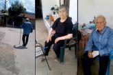 Βίντεο: Αυτό είναι το ζευγάρι των ηλικιωμένων της φονικής ληστείας στο Χαλκιόπουλο