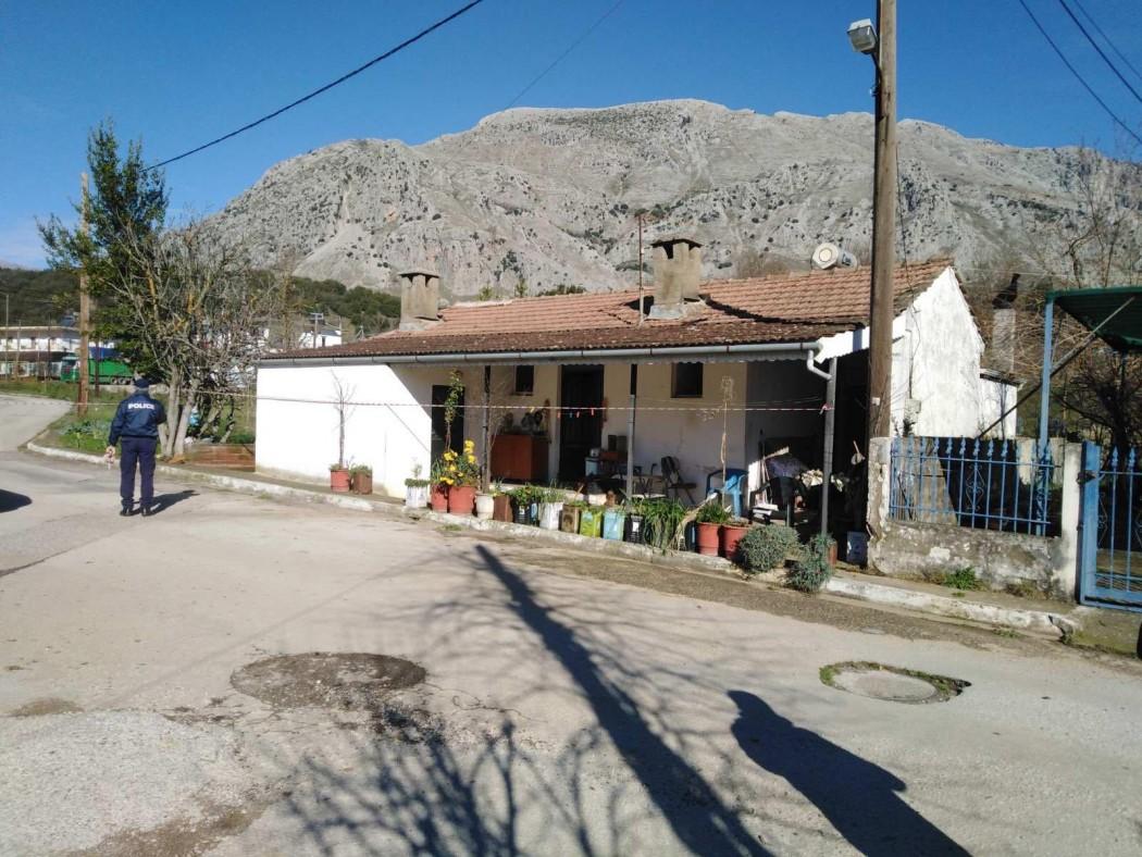 Θρίλερ στο Χαλκιόπουλο: Όλα δείχνουν φονική ληστεία στο σπίτι του ηλικιωμένου ζεύγους