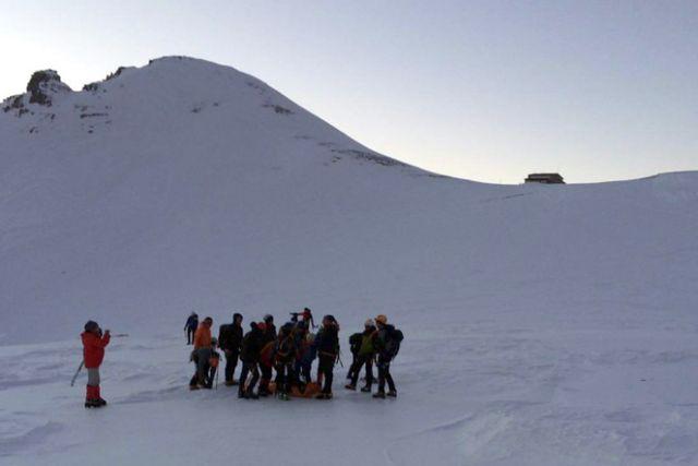 Όλυμπος: Δύο αγνοούμενοι ορειβάτες – Μαρτυρία για χιονοστιβάδα