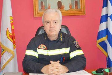 Χρήστος Καλογερόπουλος: Ποιος είναι ο νέος επικεφαλής της Πυροσβεστικής στην Αιτωλοακαρνανία-η εμπειρία στη ΔΑΕΕ