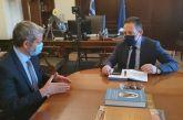 Συνάντηση Καραγκούνη-Πέτσα για τις καταστροφές από την κακοκαιρία