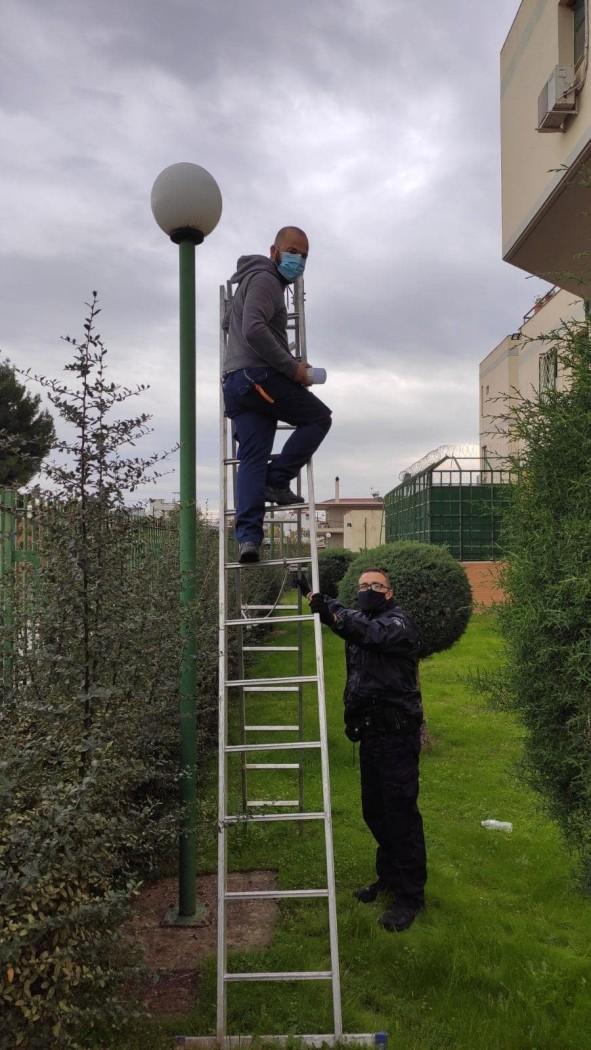 Αγρίνιο: περισσότερο… φως στην Αστυνομική Διεύθυνση