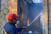 Φωτιά απείλησε σπίτια στο Κρυονέρι  (βίντεο-φωτό)