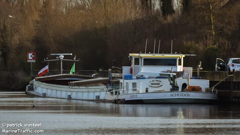 """Ο """"Αχελώος"""" είναι ποταμόπλοιο στο Βέλγιο… όχι στον Αχελώο και την Τριχωνίδα!"""