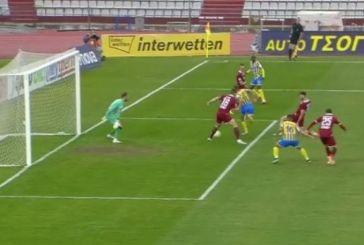 Τα highlights του ΑΕΛ – Παναιτωλικός 1-0
