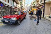 Αγρίνιο: Κλειστή η οδός Αγίου Δημητρίου λόγω εργασιών της ΔΕΥΑ