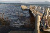 Αμπάρια Παναιτωλίου: Παρασύρθηκε ξανά η πλωτή γέφυρα (φωτο)