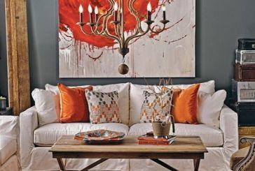 Διακόσμηση σπιτιού: 5+1 εύκολοι κανόνες για να φτιάξεις ένα σαλόνι όπως των περιοδικών