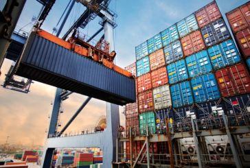 Μειωμένες κατά 2,7% οι εξαγωγές στη Δυτική Ελλάδα το 2019