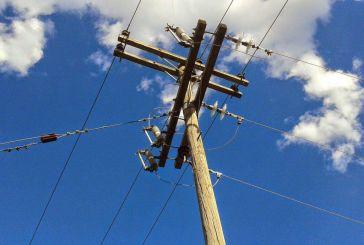 ΔΕΔΔΗΕ: Προγραμματισμένες διακοπές ρεύματος Τετάρτη και Πέμπτη σε περιοχές των Δήμων Μεσολογγίου-Ναυπακτίας