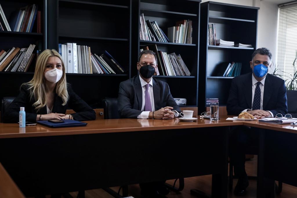Λιβανός: Ενισχύουμε τον ΕΦΕΤ-Προτεραιότητά μας η ασφάλεια των τροφίμων και η δημόσια υγεία